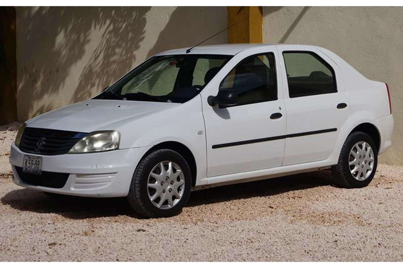 Mietwagen auf Curacao Renault Logan