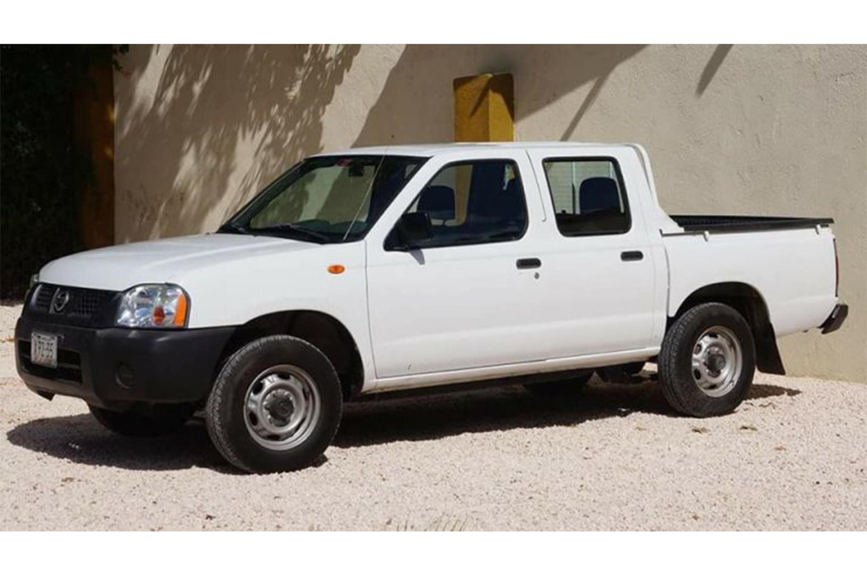 nissan_frontier Mietwagen auf Curacao