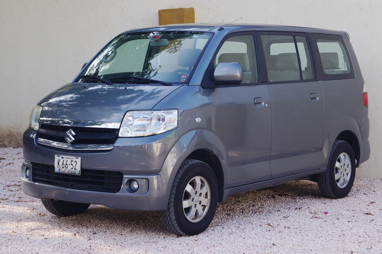 Mietwagen auf Curacao suzuki avp